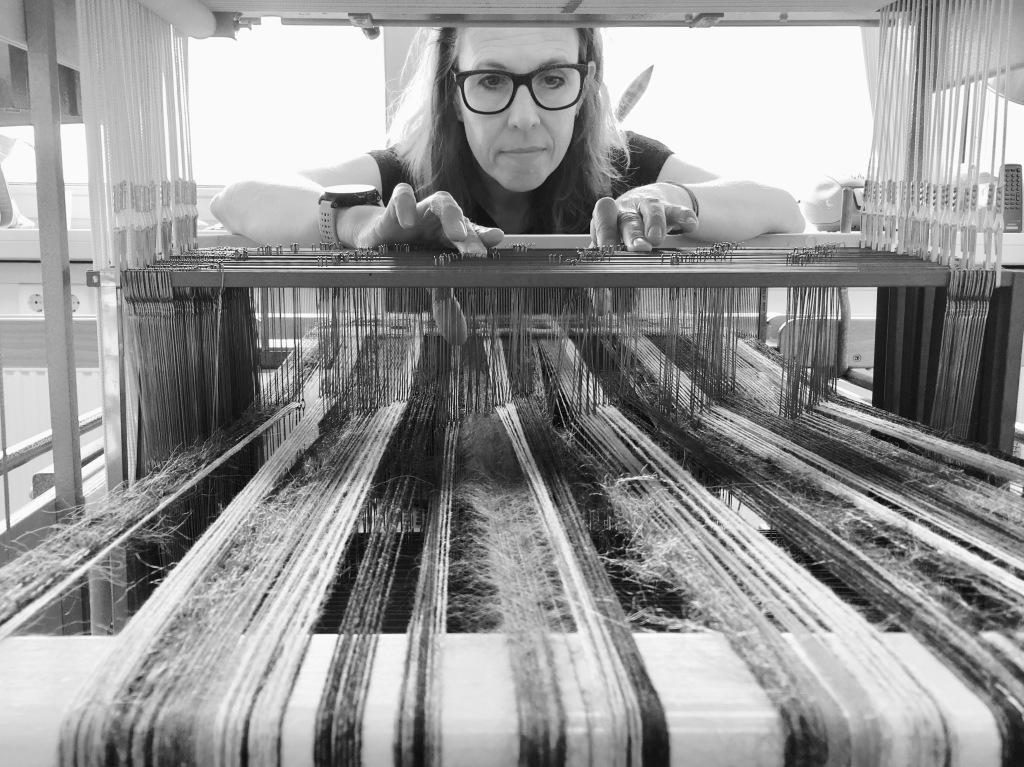 Veronica Pock handweaver