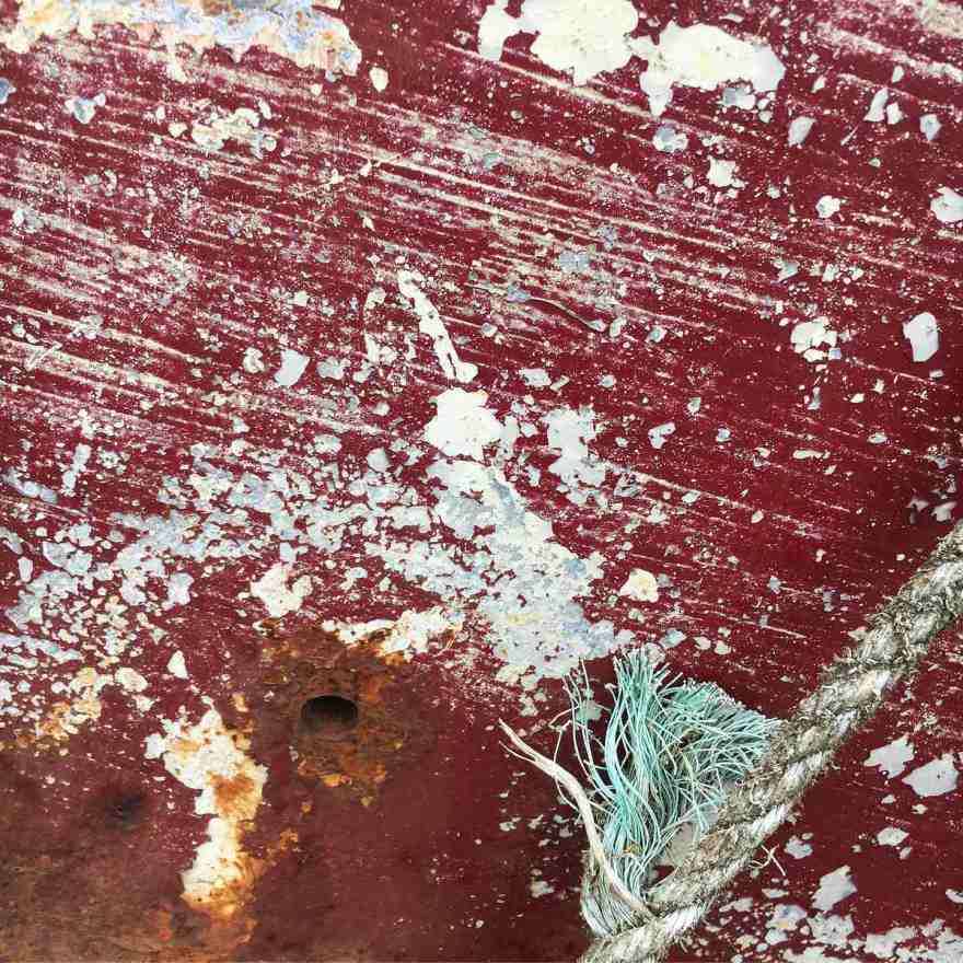 Distressed paintwork inspiration