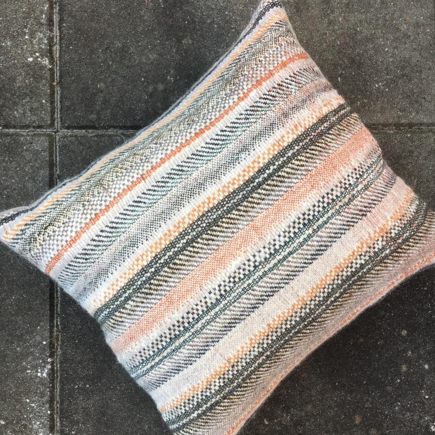 Shop handwoven cushion