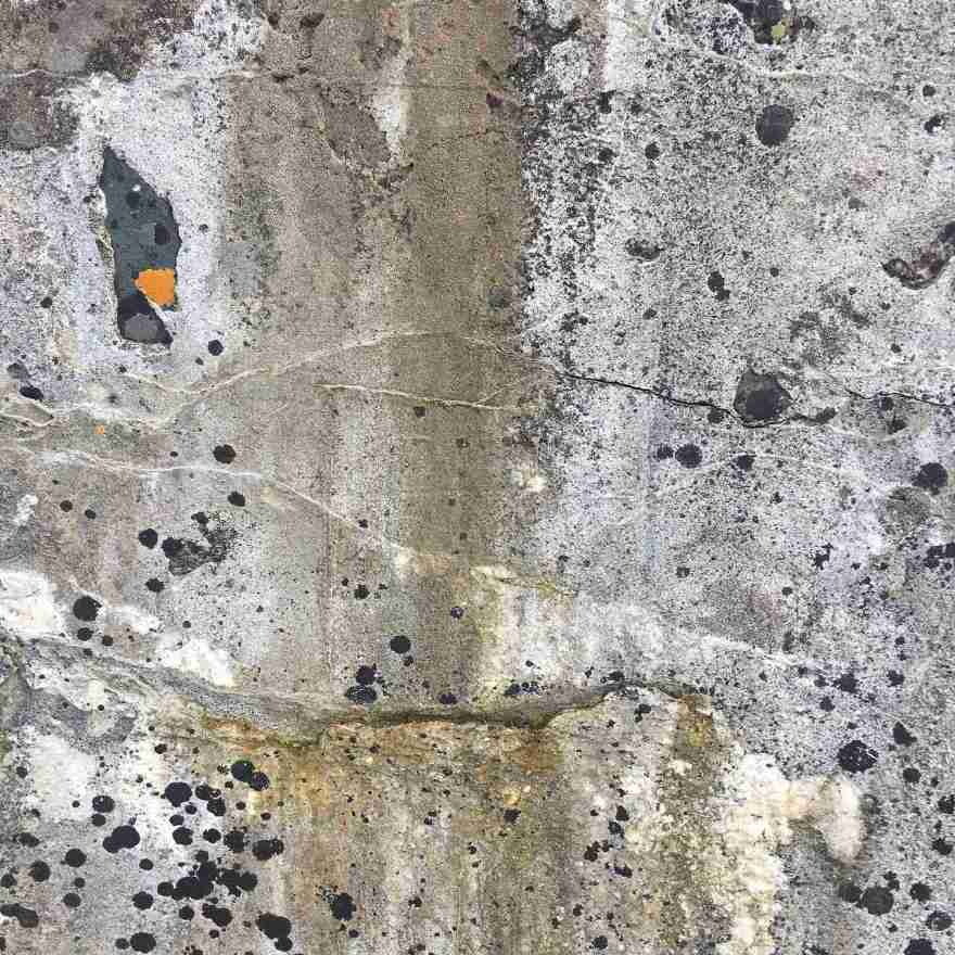 Weathered harbour wall inspiration