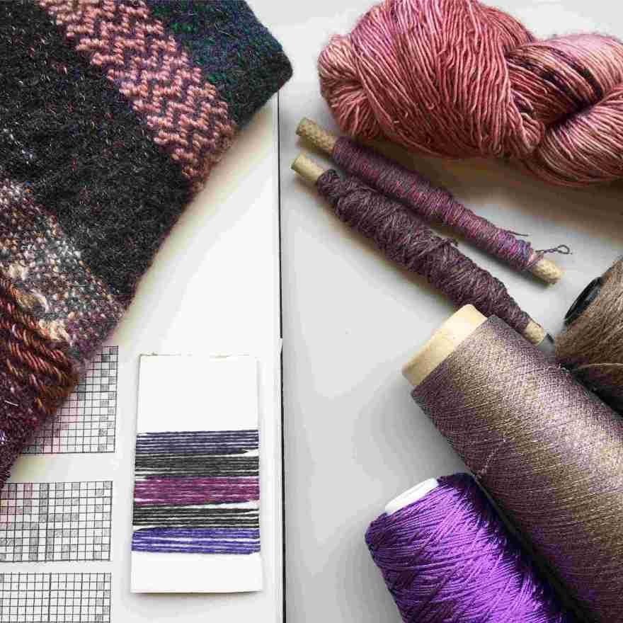 Weave design