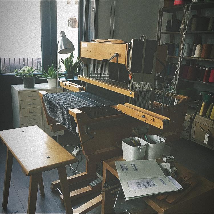 Studio view loom