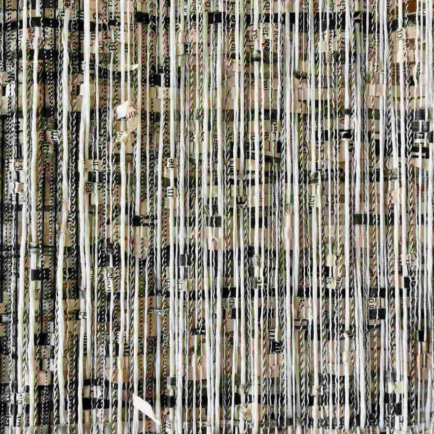 Woven paper 1