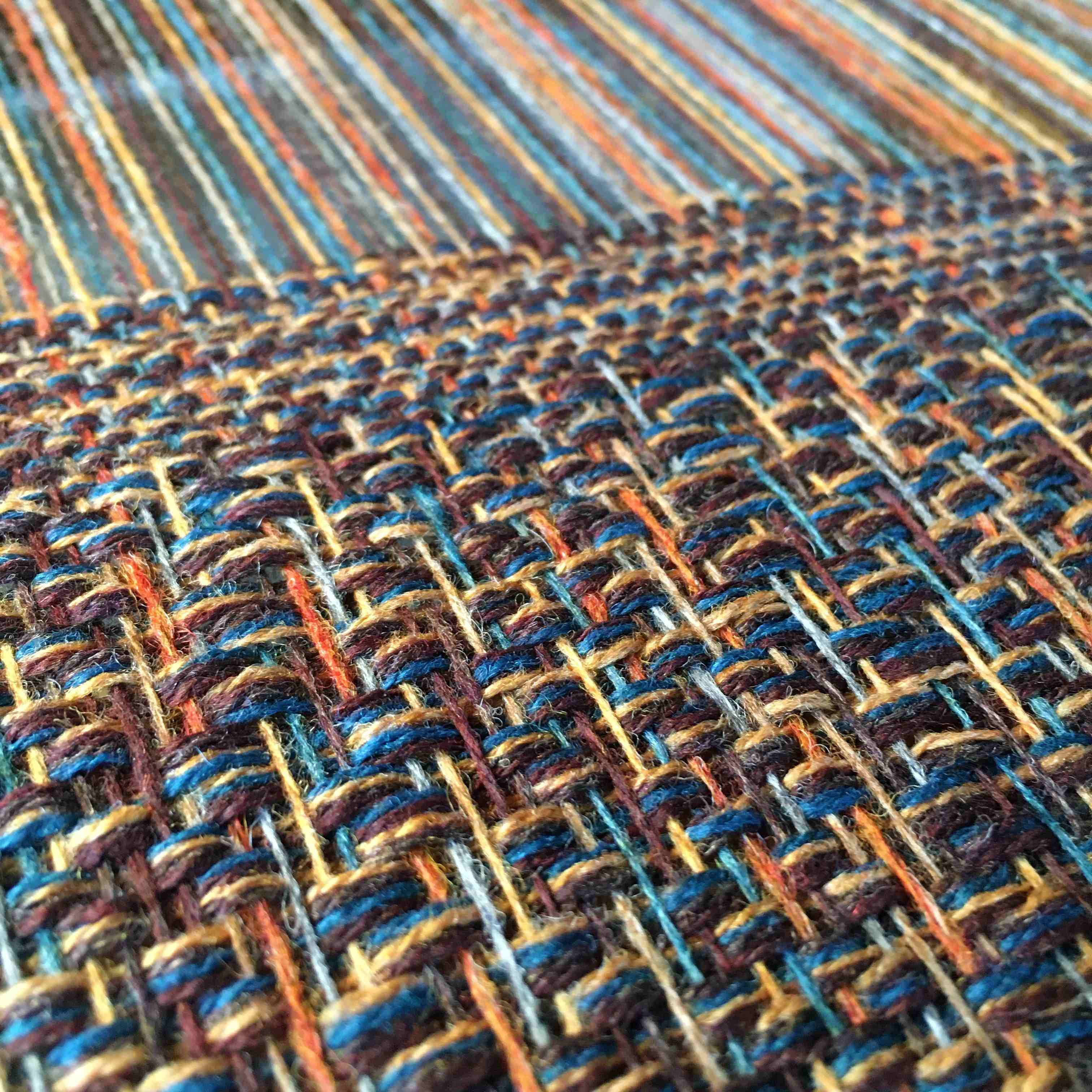 On the loom March