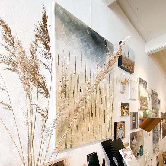 Kunstuitleen gallery view