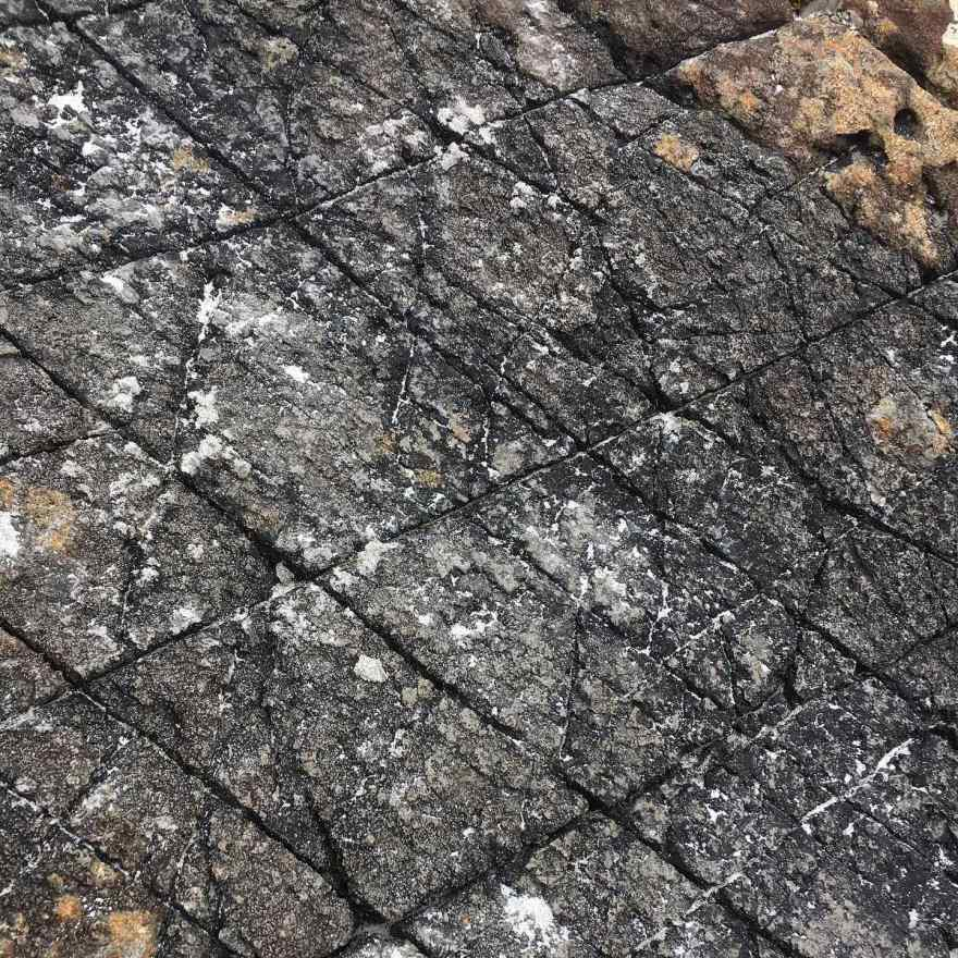 Rock textures, Mull